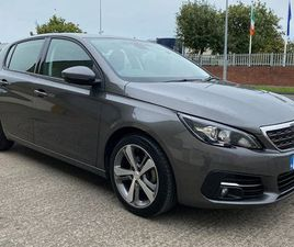 2018 PEUGEOT 308 1.2 ALLURE PETROL FOR SALE IN DUBLIN FOR €12,950 ON DONEDEAL