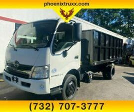 2014 HINO 195 BASE 2DR CAB OVER LONG CHASSIS DRW