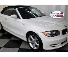 USED 2009 BMW 1 SERIES 128I - CLEAN CARFAX, RWD