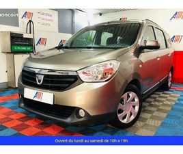 DACIA LODGY 1.2 TCE 115 5 PLACES SILVER LINE