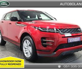 LAND ROVER RANGE ROVER EVOQUE R-DYNAMIC P300E S - FOR SALE IN WATERFORD FOR €73,495 ON DON