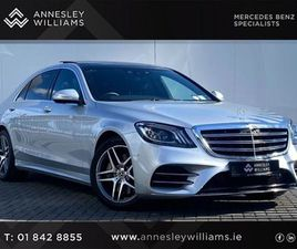 MERCEDES-BENZ S-CLASS S350L AMG EXECUTIVE PREMIUM FOR SALE IN DUBLIN FOR €69,950 ON DONEDE