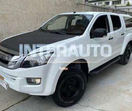 ISUZU D-MAX 2.5 CREW CAB QUASAR 4WD *HARDTOP*
