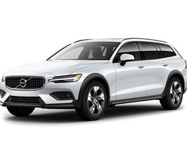 WHITE COLOR 2021 VOLVO V60 CROSS COUNTRY T5 FOR SALE IN PAWTUCKET, RI 02861. VIN IS YV4102