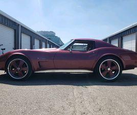 1974 CORVETTE STINGRAY,,, 350 ,,AUTO. | CARS & TRUCKS | CITY OF TORONTO | KIJIJI