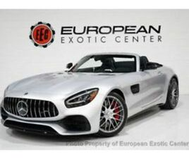 2020 MERCEDES-BENZ OTHER AMG GT C ROADSTER