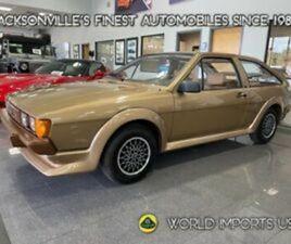 1982 VOLKSWAGEN SCIROCCO GTI - (COLLECTORS SERIES)