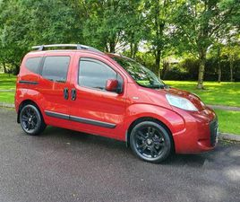 2009 FIAT QUBO 1.3 MULTIJET DYNA. FOR SALE IN KERRY FOR €2,500 ON DONEDEAL