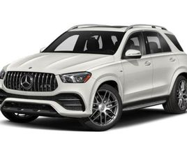 BLUE COLOR 2021 MERCEDES-BENZ GLE 53 AMG 4MATIC FOR SALE IN EAST PETERSBURG, PA 17520. VIN