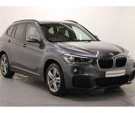 BMW X1 SERIES X1 XDRIVE20D M SPORT 2.0 5DR