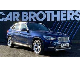 2013 BMW X1 2.0TD XDRIVE18D XLINE - £8,995