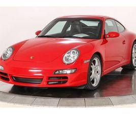 USED 2007 PORSCHE 911 CARRERA S