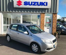 CHEVROLET AVEO 1.2 LS 5DR FOR SALE IN MAYO FOR €2,950 ON DONEDEAL