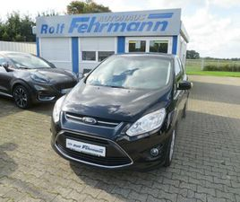FORD C-MAX 1,6 TI-VCT 77KW CHAMPIONS EDITION