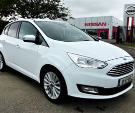 FORD C-MAX TITANIUM 1.0 TURBO ECOBOOST ENGINE FOR SALE IN KERRY FOR €19,995 ON DONEDEAL
