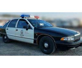 CHEVROLET CAPRICE CLASSIC V8 US POLICE CAR LAPD (NO 9C1)