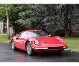 1972 FERRARI 246GT FOR SALE