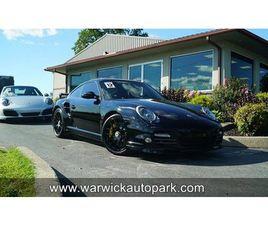 USED 2012 PORSCHE 911 TURBO S