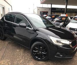 DS 4 CROSSBACK BLUEHDI CROSSBACK S/S
