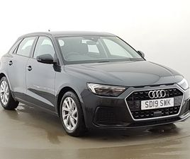 USED 2019 (19) AUDI A1 30 TFSI SPORT 5DR IN GLASGOW