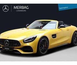 MERCEDES-BENZ AMG GT MERCEDES- ROADSTER COMAND APS/DISTRONIC/AUTOM./BC