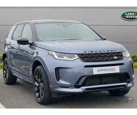 2021 LAND ROVER DISCOVERY SPORT 1.5 P300E R-DYNAMIC SE 5DR AUTO [5 SEAT] STATION