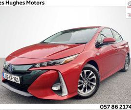 TOYOTA PRIUS, 2017 PLUG IN HYBRID FOR SALE IN LAOIS FOR €21,500 ON DONEDEAL