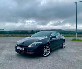 RENAULT LAGUNA COUPE 2.0L DIESEL LOW MILLAGE FOR SALE IN KERRY FOR €5,100 ON DONEDEAL