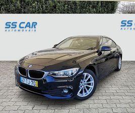 BMW 418 GRAN COUPÉ D ADVANTAGE A GASÓLEO NA AUTO COMPRA E VENDA