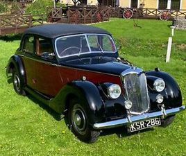 FIRST CLASS 1953 RILEY RME 1.5 LITRE - A CAR TO BE CHERISHED AND ENJOYED