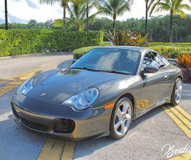 USED 2005 PORSCHE 911 CARRERA 4S