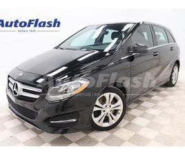USED 2016 MERCEDES-BENZ B-CLASS B250*PANO-ROOF*CUIR/LEATHER*CAM*GPS*BLUETOOTH