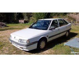 R21TURBODX/1990/160.000 KMS/BON ÉTAT