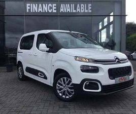 CITROEN BERLINGO MULTISPACE FEEL BLUEHDI 12 MONTH FOR SALE IN TIPPERARY FOR €24,950 ON DON
