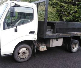 132 TOYOTA DYNA 350 FOR SALE IN WEXFORD FOR €16,250 ON DONEDEAL
