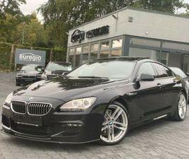 BMW 640 GRAN COUPÉ AUT. -1 HAND - M SPORTPAKET ///