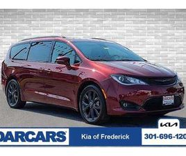 RED COLOR 2019 CHRYSLER PACIFICA LIMITED FOR SALE IN TEMPLE HILLS, MD 20746. VIN IS 2C4RC1
