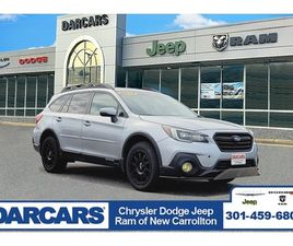SILVER COLOR 2018 SUBARU OUTBACK 3.6R LIMITED FOR SALE IN NEW CARROLLTON, MD 20784. VIN IS