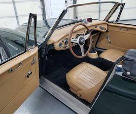 1963 AUSTIN-HEALEY 3000 MK II 3000 MARK II BJ7