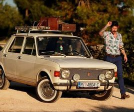 ZASTAVA 101 (FIAT 128) FROM 1975 FOR SALE IN DUBLIN FOR €2,300 ON DONEDEAL