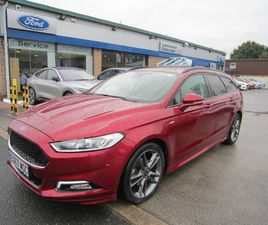FORD MONDEO 2.0 TDCI ST-LINE X POWERSHIFT (S/S) 5DR