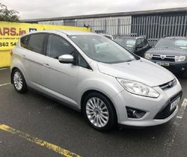 FORD C-MAX C MAX TITANIUM EDITION 2.0 TDCI 115PS FOR SALE IN DUBLIN FOR €12,999 ON DONEDEA