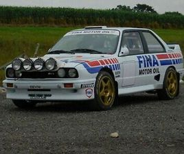 1986 BMW M3 E30 RALLY CAR RACE CAR GP4 CLASSIC TRACK DAY