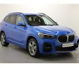 USED 2021 BMW X1 SERIES X1 XDRIVE20D M SPORT ESTATE 4,570 MILES IN BLUE FOR SALE | CARSITE