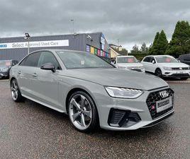 2020 AUDI A4 - £32,995