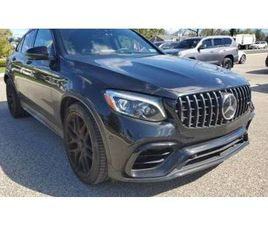 AMG GLC 63 S 4MATIC+ COUPE