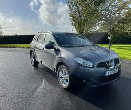 NISSAN QASHQAI ACENTA +2 FOR SALE IN GALWAY FOR €3,250 ON DONEDEAL