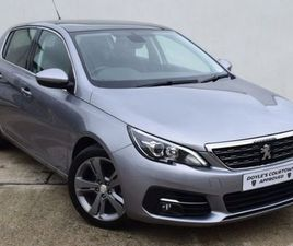 PEUGEOT 308 ALLURE 1.5 BLUE HDI DIESEL 130BHP FOR SALE IN WEXFORD FOR €24,495 ON DONEDEAL