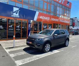 LAND ROVER DISCOVERY SPORT LAND-ROVER