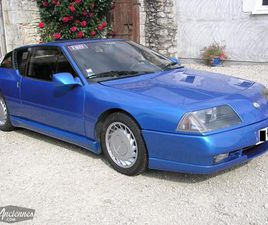 ALPINE RENAULT GTA V6 TURBO D501 - 1988